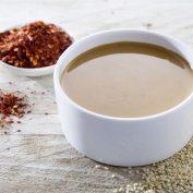 Hot Red Pepper Tahini