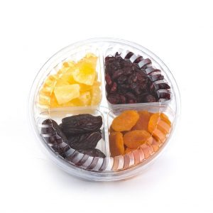 "7"" Dried Fruit Platter A (CRC)"