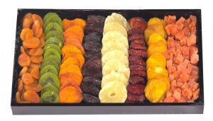 Mahogany Fruit Platter (CRC)