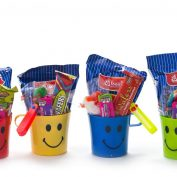 4Pc Smiley Cup