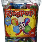 Ring Pops TUB 40 ct