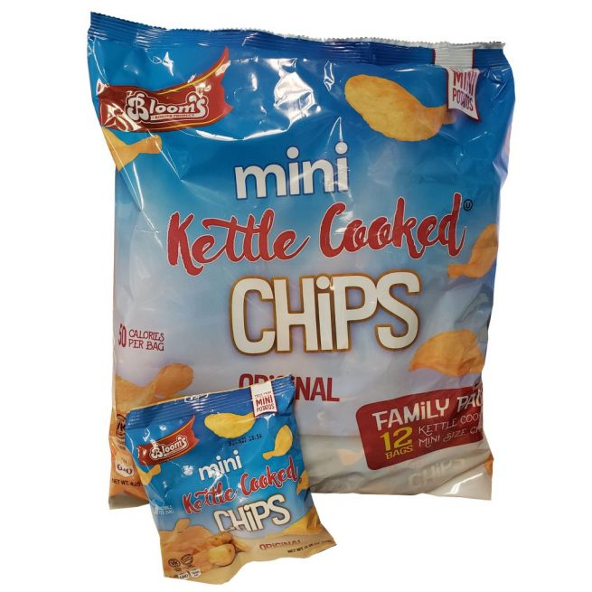 Mini Kettle Chips Multi Pack Original