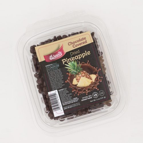 Chocolate Covered Dried Pineapple