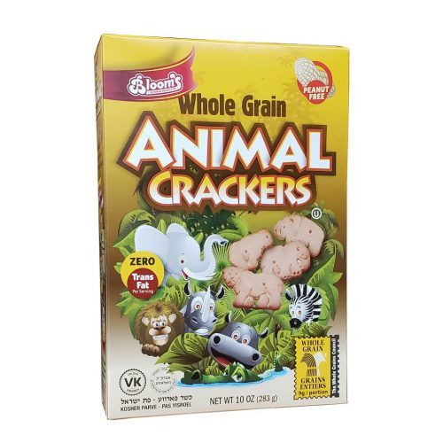 Whole Grain Animal Crackers