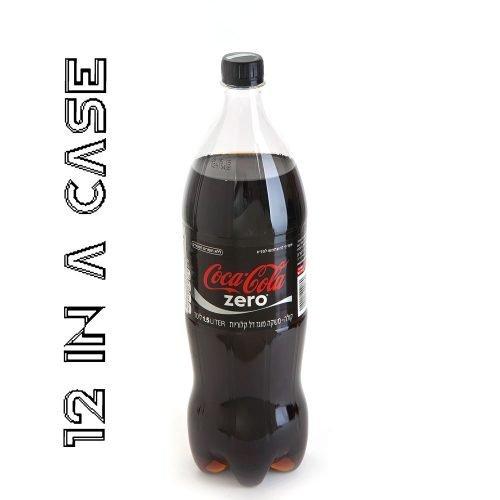 Coca Cola Zero Soda 12pk
