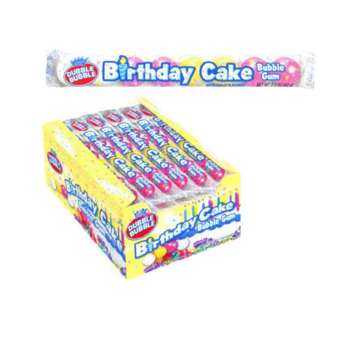 DB Birthday Cake 8 Ball Tube