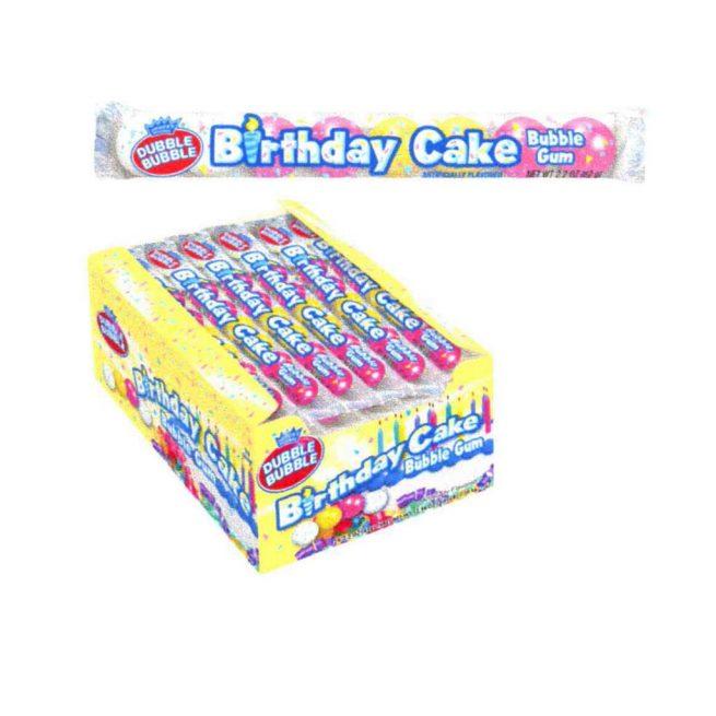 DB Birthday Cake 8 Ball Tube