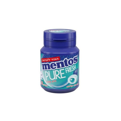 Mento S/F Pure Fresh Mint Eucalyptus 30pc