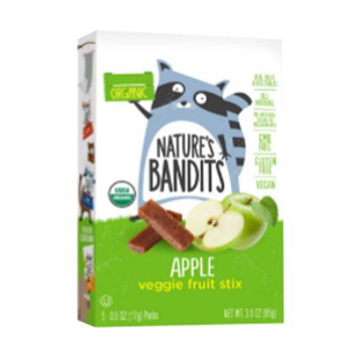 NatBandt Apple Veggie Fruit Stix (Organic)