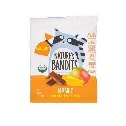 1 oz NatBandt Mango Apple Fruit Mix (Organic)