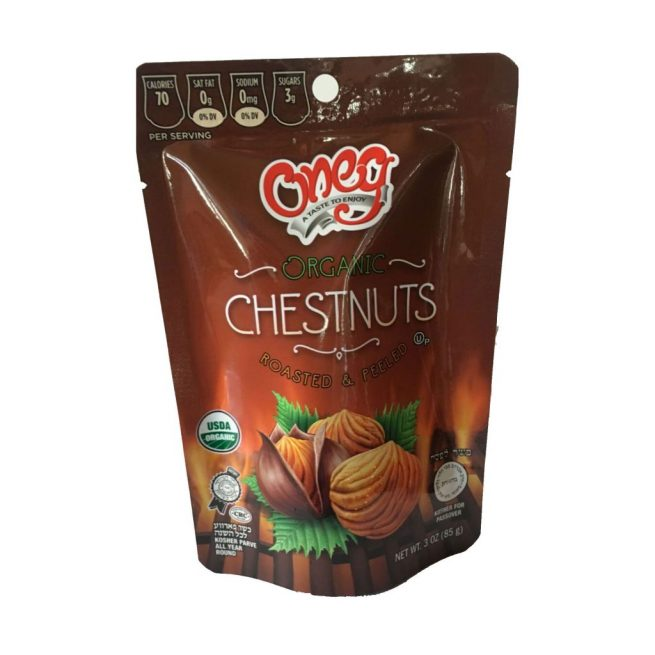 Chestnuts 3 oz Bags