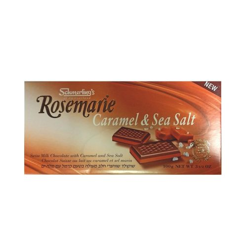 Rosmarie Caramel & Sea Salt