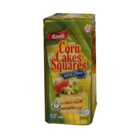 Corn Cake Square Thins
