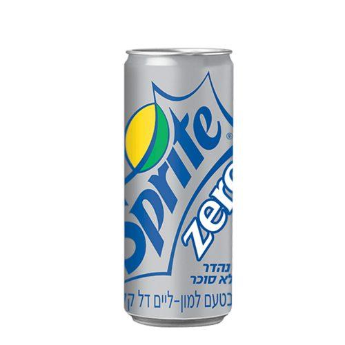Can Zero Sprite Soda