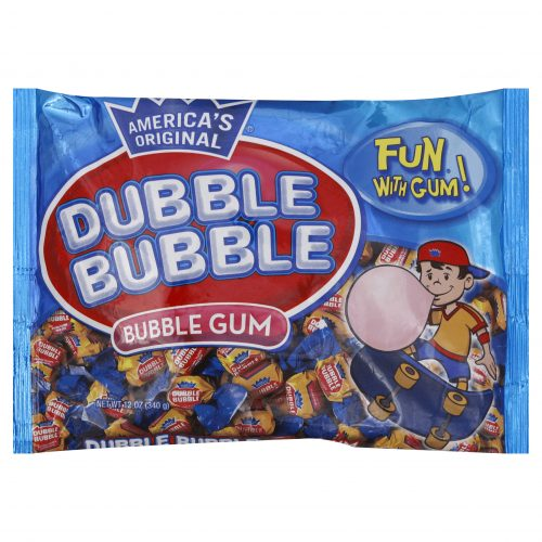 Dubble Bubble Bubble Gum Twist