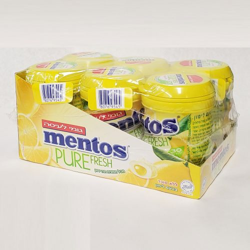 Mento Michelin Fresh Lemon 30pc