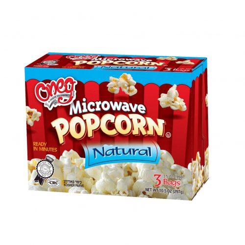 Microwave Pop-Corn Natural