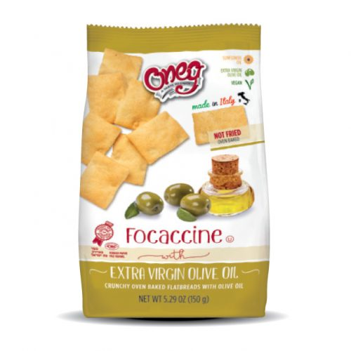 Foccacine Olive Oil