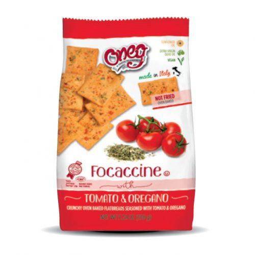 Foccacine Tomato & Oregano