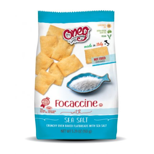 Foccacine Sea Salt