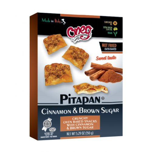 Pita Pan Cinnamon & Brown Sugar