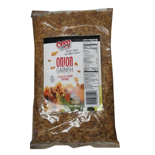 Crunchy Fried Onion Bulk (500g)