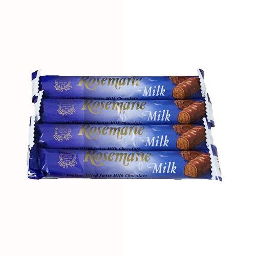 Rosmarie Sticks Milk/ 4pk