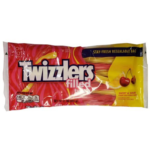 11 oz Twizzlers Sweet & Sour Filled