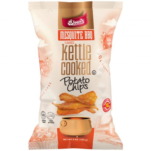 5 oz Kettle Chips Mesquite BBQ