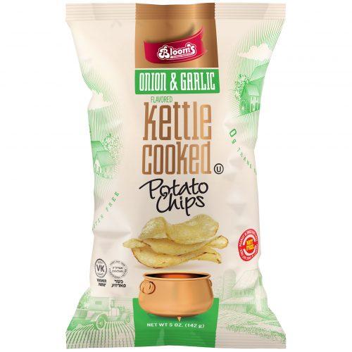 5 oz Kettle Chips Onion & Garlic