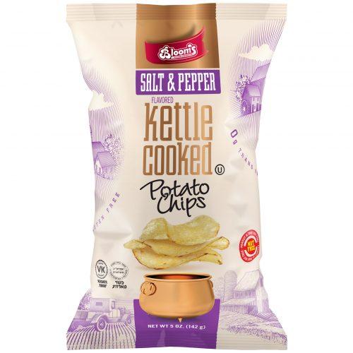 5 oz Kettle Chips Salt & Pepper