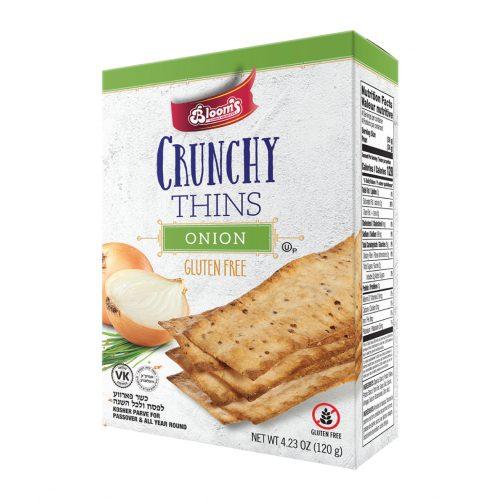 Crunchy Thins Onion (P)
