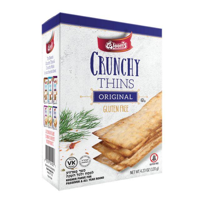 Crunchy Thins Original (P)