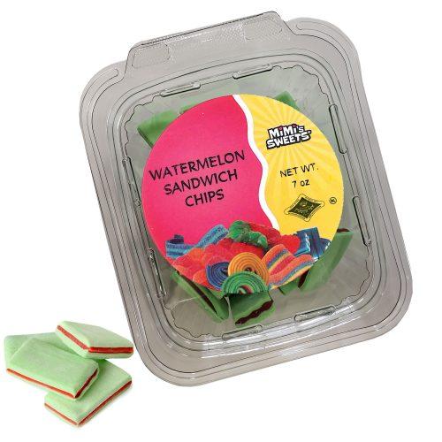 Watermelon Sandwich Chips
