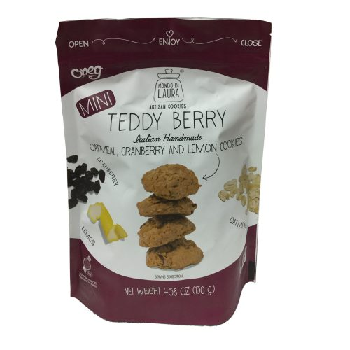 Italian Teddy Berry Cookie