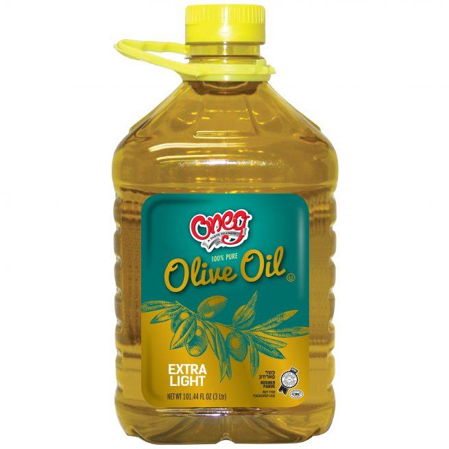 Extra Light Olive Oil - 3 Ltr
